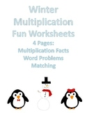 Winter Multiplication Packet