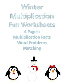Winter Multiplication Packet