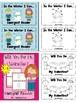 Winter NO PREP Literacy, Math, & Holiday Bundle (K-1) FREE