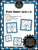 Winter Number Cards 1-20