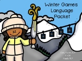 Winter Olympic Language Packet