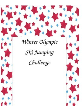 Winter Olympic Ski Jumping Challenge