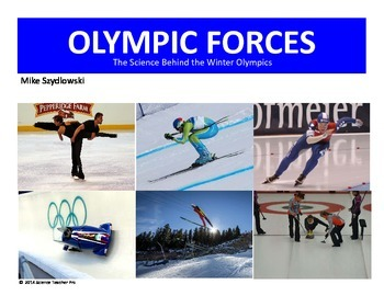 Winter Olympics Forces Set