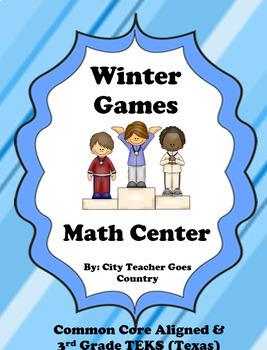 Winter Olympics - Math Center