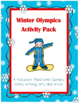 Winter Olympics Pack