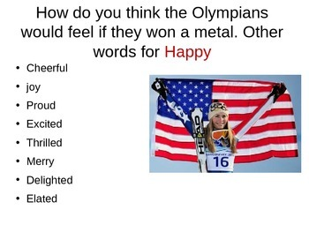 Winter Olympics-Synonyms