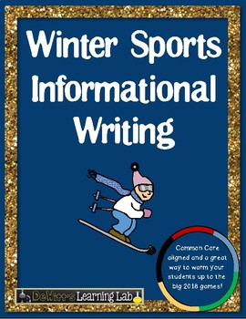 Winter Sports Non-Fiction Writing (A Look at Olympic Winte