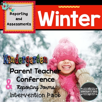 Parent Teacher Conference Report Form and Intervention Hom