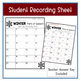 Winter Parts of Speech Task Cards