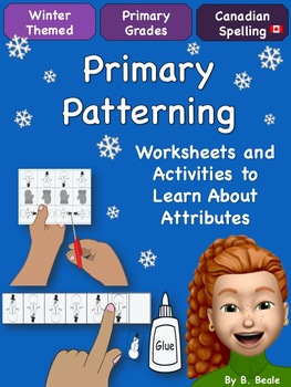 Winter Patterning - Learning About the Attributes - 30 pag