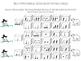 Winter Penguin and Polar Bear Music Worksheets: Rhythm