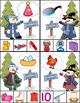 Winter Phonological Awareness Activities - Rhyming, Syllab