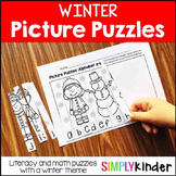 Winter Picture Puzzles