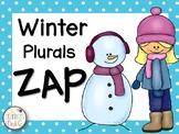 Winter Plurals ZIP, ZAP, ZOP
