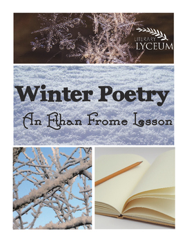 Winter Poetry Analysis and Ethan Frome