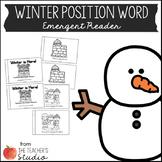 Winter Position Word Reader