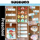 Winter Preschool Centers
