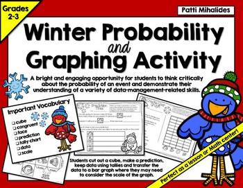 Winter Probability and Graphing Activity: Hands-On Math fo