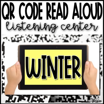Winter QR Code Listening Center