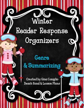 WINTER Reader Response Organizers: Genre and Summary