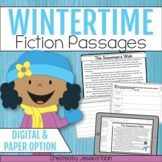 Winter Activities for Comprehension