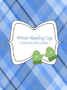 Winter Reading Log