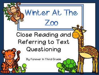 Close Reading - Winter