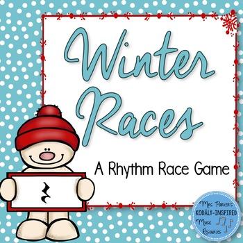 Winter Rhythm Races {Rest}