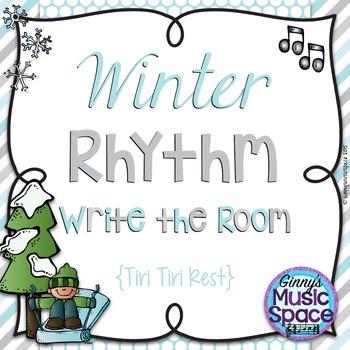 Winter Rhythm Write the Room {TiriTiri Rest}