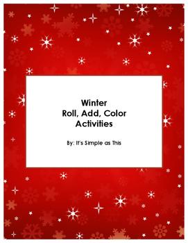 Winter Roll, Add, Color