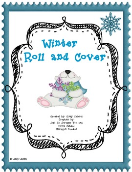 Winter Roll and Cover- 6 Games