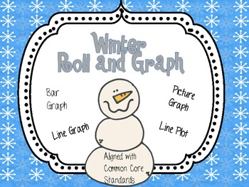 Winter Roll and Graph Fun