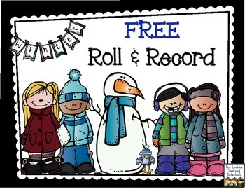 Winter Roll and Record {FREE}