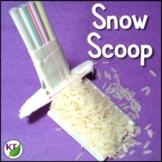 Winter STEM Challenge: Snow Scoop