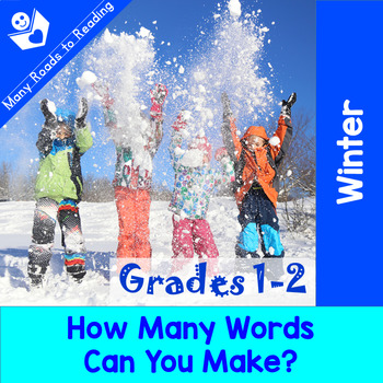 Winter Season: How Many Words Can You Make?