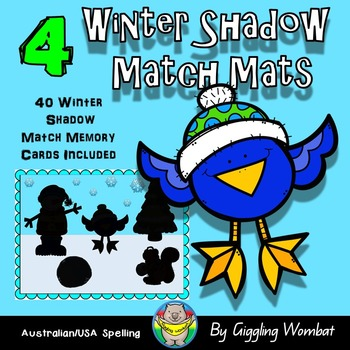 Winter Shadow Match Mats
