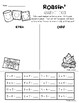 Winter S'mores / Marshmallow Roast: Even or Odd? Activity Pack