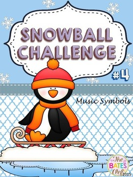 Clip It! Winter Snowball Challenge #4