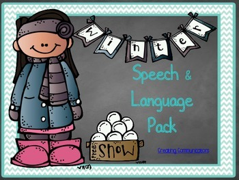 Winter Speech Pack