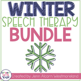#jan17slpmusthave Winter Speech Therapy Bundle!