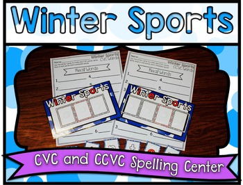 Winter Sports Center ~ CVC & CCVC Real or Nonsense