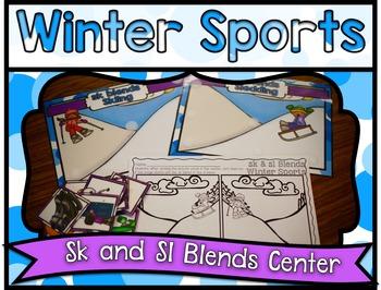 Winter Sports Center ~ Sk & Sl Blends