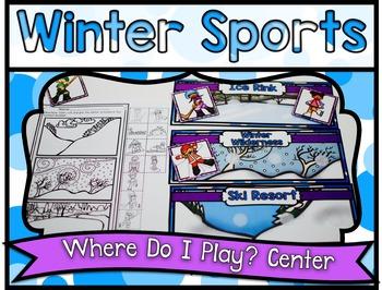 Winter Sports Center - Where Do I Play?