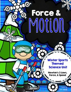 Newton's 3 Laws, Force, & Speed