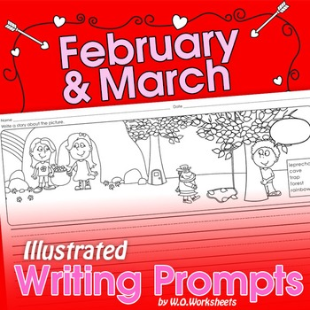 Winter - Spring Writing Prompts