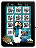 Winter Stories {QR Codes & Hyperlinks} Scan or Click for L