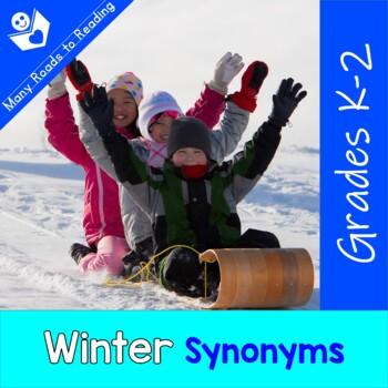 Winter Synonyms: Grades 1-2