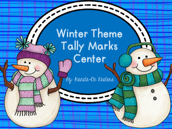 Winter Tally Mark Center