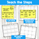 Winter Task Cards Double Digit Addition