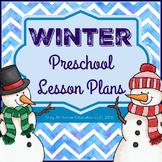Winter Theme Preschool Lesson Plans